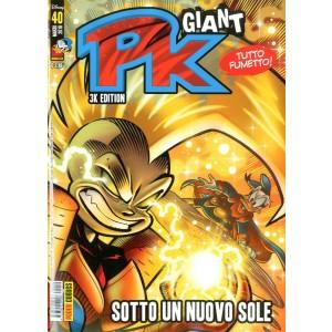 Pk Giant - N° 40 - Sotto Un Nuovo Sole - Panini Disney