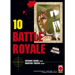 Battle Royale - N° 10 - Battle Royale (M15) - Capolavori Manga Planet Manga
