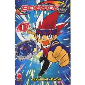 Beyblade - N° 1 - Manga Blade 1 - Planet Manga