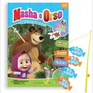 Masha e Orso - La rivista ufficiale Numero 5 del 2017