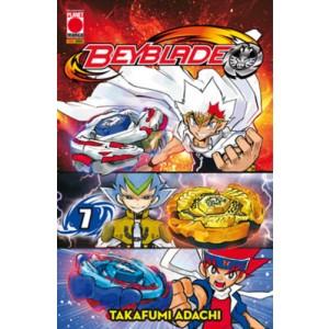 Beyblade - N° 7 - Manga Blade 7 - Planet Manga