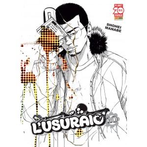 Usuraio - N° 10 - L'Usuraio - Manga Blade Planet Manga