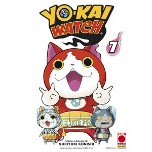 Yo-Kai Watch - N° 7 - Yo-Kai Watch - Monsters Planet Manga