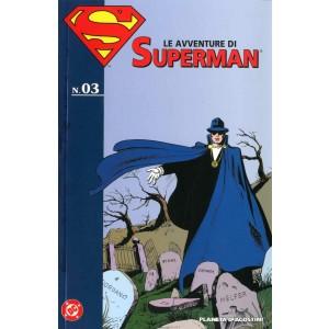Avventure Di Superman - N° 3 - Avventure Di Superman - Planeta-De Agostini