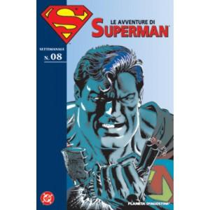 Avventure Di Superman - N° 8 - Avventure Di Superman - Planeta-De Agostini