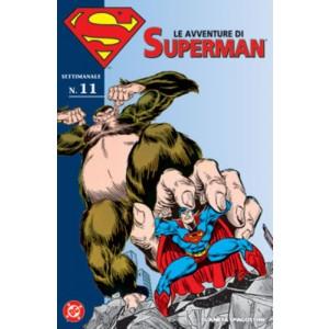 Avventure Di Superman - N° 11 - Avventure Di Superman M40 11 - Planeta-De Agostini