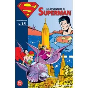 Avventure Di Superman - N° 15 - Avventure Di Superman M40 15 - Planeta-De Agostini