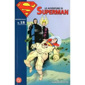 Avventure Di Superman - N° 18 - Avventure Di Superman M40 18 - Planeta-De Agostini