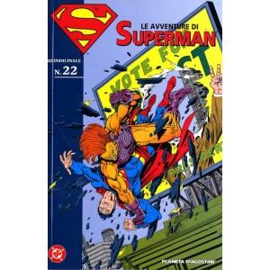 Avventure Di Superman - N° 22 - Avventure Di Superman - Planeta-De Agostini