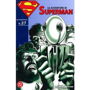 Avventure Di Superman - N° 27 - Avventure Di Superman 27 - Planeta-De Agostini