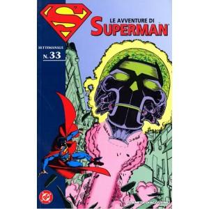 Avventure Di Superman - N° 33 - Avventure Di Superman N.33 - Planeta-De Agostini