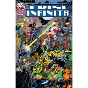Crisi Infinita (M4) - N° 4 - Crisi Infinita - Planeta-De Agostini