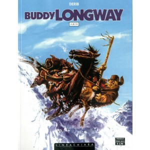 Buddy Longway - N° 4 - Buddy Longway - Lineachiara Bede Rw Linea Chiara