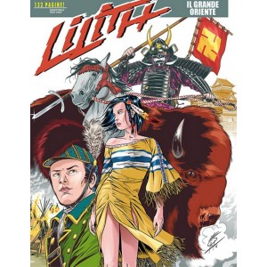 Lilith - N° 17 - Il Grande Oriente - Bonelli Editore