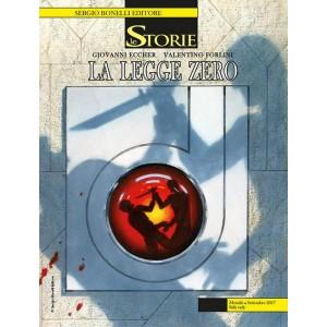 Storie - N° 60 - La Legge Zero - Bonelli Editore
