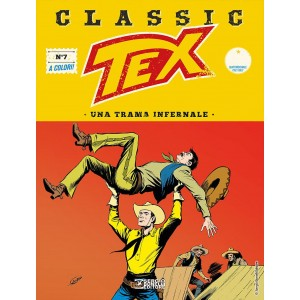 Tex Classic - N° 7 - Tex Classic - Bonelli Editore