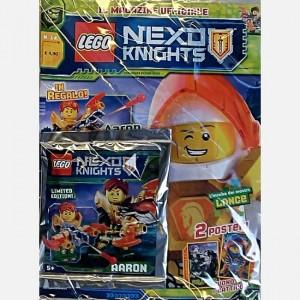 Lego Nexo Knights Lego Nexo Knights N° 14 +  Aaron