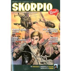 Skorpio Anno 38 - N° 52 - Skorpio 2014 52 - Skorpio Editoriale Aurea