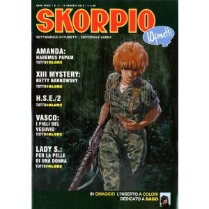 Skorpio Anno 39 - N° 2 - Skorpio 2015 2 - Skorpio Editoriale Aurea