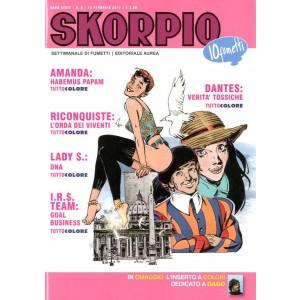 Skorpio Anno 39 - N° 6 - Skorpio 2015 6 - Skorpio Editoriale Aurea