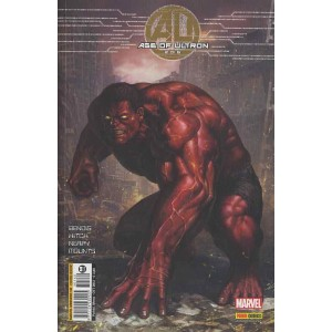 Marvel Miniserie - N° 140 - Age Of Ultron 2 (M6) - Cover Heroic - Age Of Ultron Marvel Italia
