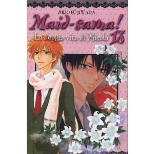 Maid-Sama! - N° 13 - La Doppia Vita Misaki (M18) - Manga Kiss Planet Manga