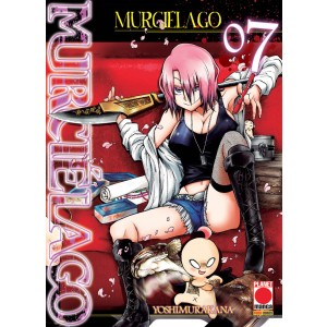 Murcielago - N° 7 - Manga Fiction 7 - Planet Manga