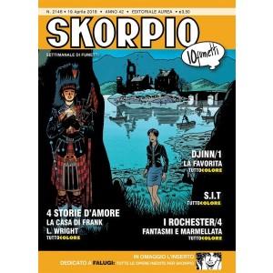 SKORPIO N. 2146