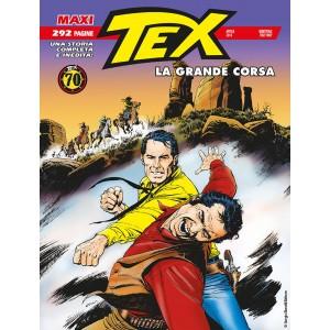 Tex Maxi - N° 22 - La Grande Corsa - Bonelli Editore