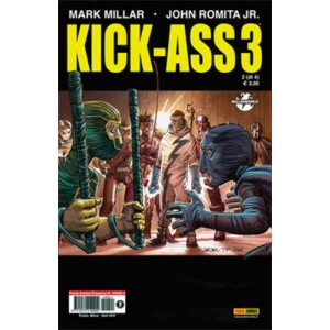 Panini Comics Presenta - N° 41 - Kick-Ass 3 2 (M4) - Panini Comics