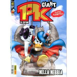 Pk Giant - N° 41 - Nella Nebbia - Panini Disney
