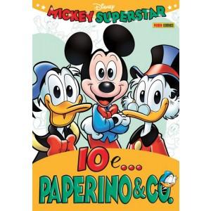Super Disney - N° 73 - Io E... Paperino - Mickey Superstar Panini Disney