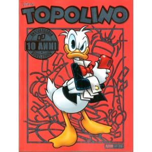 Topolino Libretto Panini Var. - N° 3258 - Speciale 10 Anniversario Doubleduck - Panini Disney