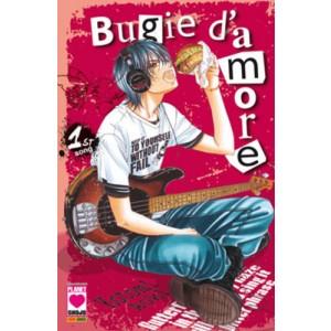 Bugie D'Amore - N° 1 - Bugie D'Amore 1 (M22) - Manga Love Planet Manga