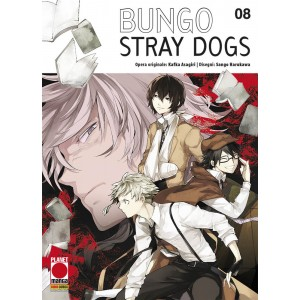 Bungo Stray Dogs - N° 8 - Bungo Stray Dogs - Manga Run Planet Manga