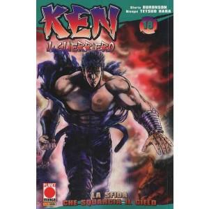 Ken Il Guerriero - N° 18 - Ken Il Guerriero - Planet Manga