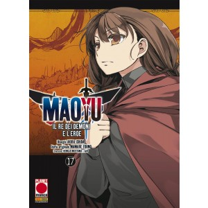 Maoyu (M18) - N° 17 - Il Re Dei Demoni E L'Eroe - Manga Icon Planet Manga