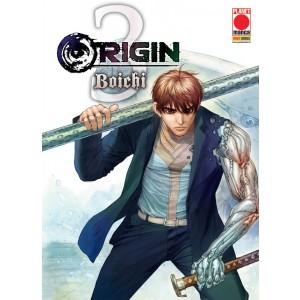 Origin - N° 3 - Origin - Manga Saga Planet Manga