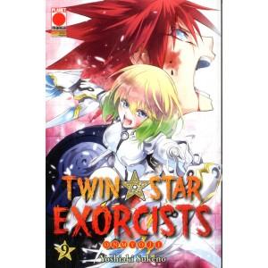 Twin Star Exorcists - N° 9 - Twin Star Exorcists - Manga Rock Planet Manga