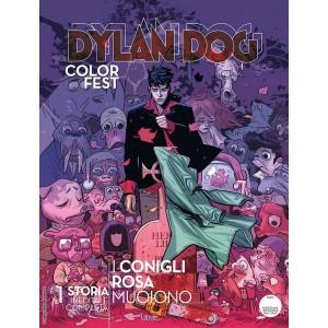 Dylan Dog Color Fest - N° 25 - I Conigli Rosa Muoiono - Bonelli Editore