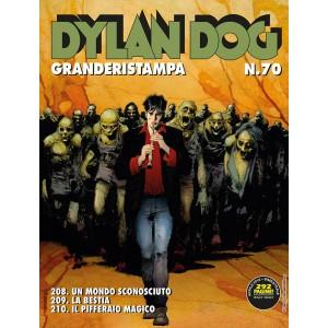 Dylan Dog Grande Ristampa - N° 70 - Dylan Dog Granderistampa Nâ°70 - Bonelli Editore
