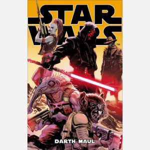 Star Wars (Fumetti) Darth Maul