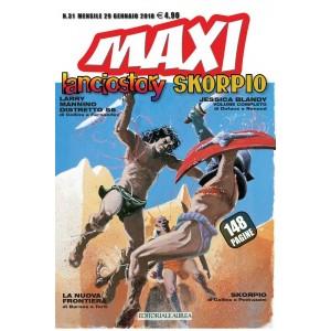 LANCIOSTORY MAXI N. 0031