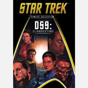 Star Trek - Comics Collection DS9: Clandestino