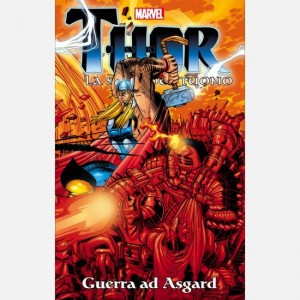 Thor - La saga del tuono Guerra ad Asgard