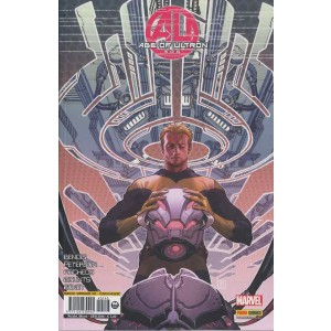 Marvel Miniserie - N° 143 - Age Of Ultron 5 (M6) - Cover Heroic - Age Of Ultron Marvel Italia