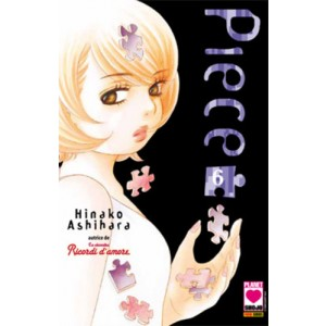 Piece - N° 6 - Piece - Mille Emozioni Planet Manga