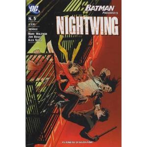 Nightwing Serie - N° 5 - Nightwing Serie 5 - Planeta-De Agostini