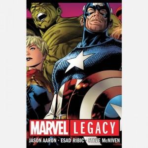 Marvel Legacy Marvel Miniserie 200