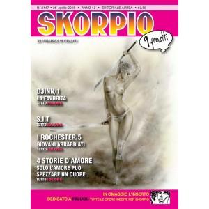 SKORPIO N. 2147